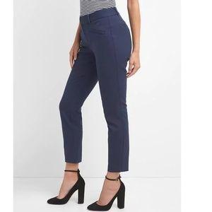 NWT Gap Curvy Sig Skinny Ankle Pants 10T c898